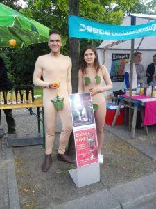 Adam und Eva aus Jüterbog